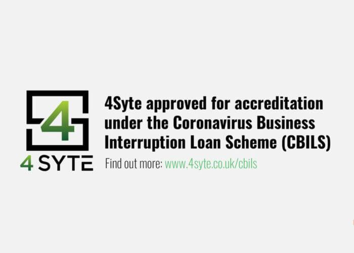 CBILS scheme 4syte