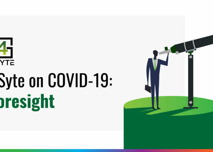 4syte on COVID Forsight