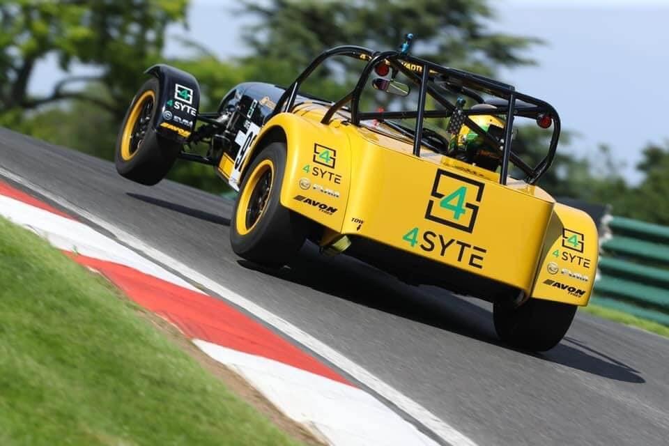 4yte Sponsor G Sawyer Racing